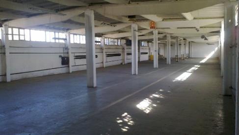 Do wynajęcia ogrzewany magazyn 300 m2 przy Obornickiej dzielnica Psie Pole
