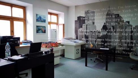 Do wynajęcia biuro 28 m2 przy Ruskiej 23 dzielnica Stare Miasto