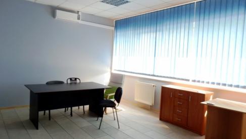 Do wynajęcia nowe biuro 24 m2 z klimatyzacją za 960 PLN/miesiąc ze wszystkimi opłatami przy Brucknera dzielnica Psie Pole